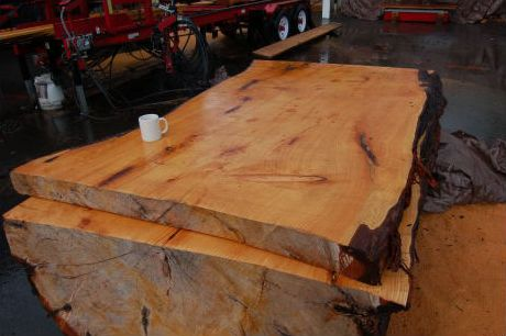 Slab, Dimensions: Length: 6ft., Width: 48in., Thickness: 2in.